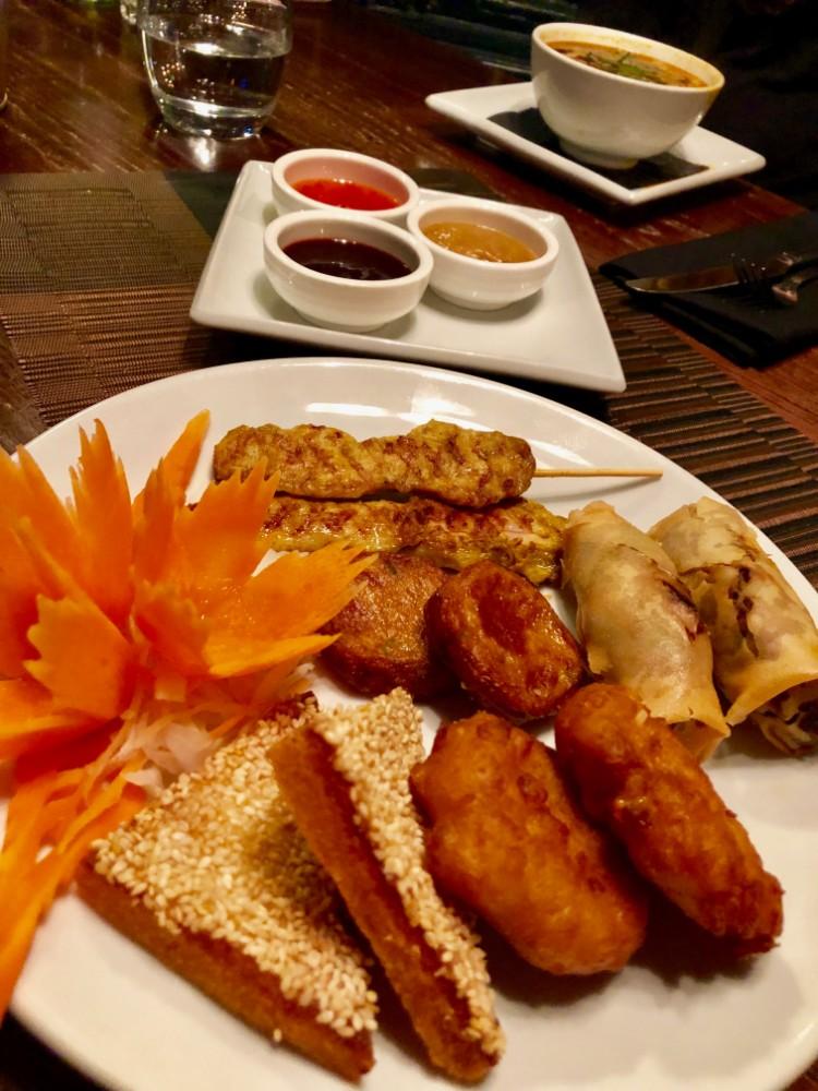 Thai food Cambridge