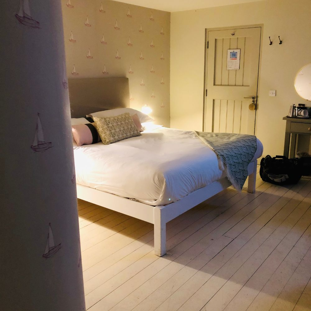 dog friendly rooms at Titchwell