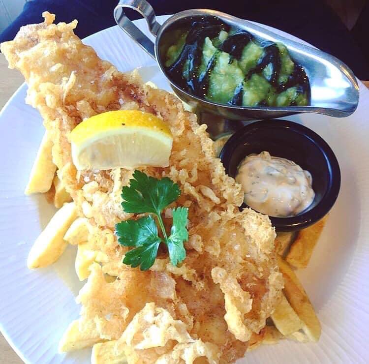 fish and chips Cromer