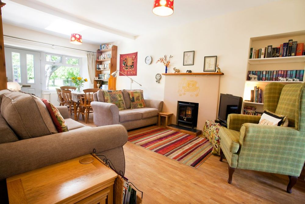dog friendly cottages Scotland