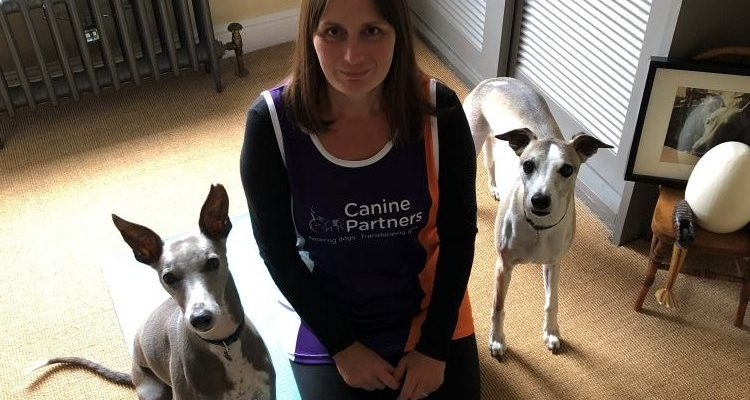 Why I have Joined the Canine Partners Fit For 30 Challenge
