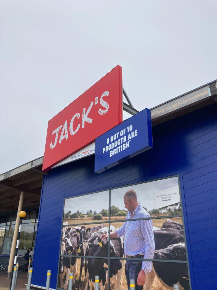 Jack's store