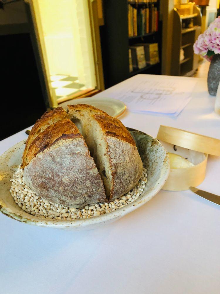 MJP sourdough loaf