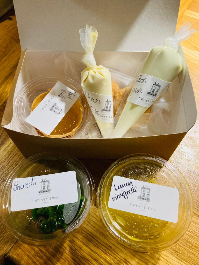 dine at home kits