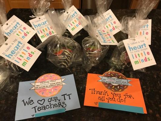 Teacher Appreciation | twoplusmeandyou.com