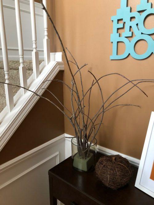 DIY Thankful Tree | twoplusmeandyou.com