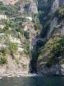 View of the Amalfi Coastline