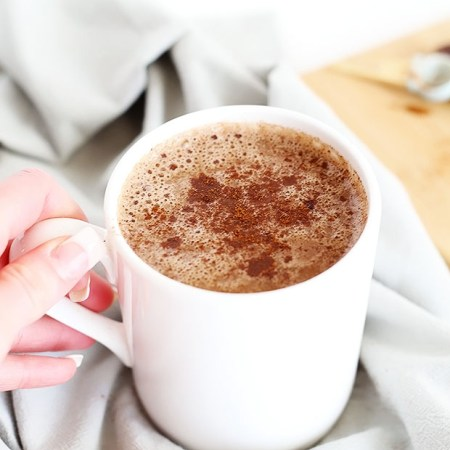 Vegan Hot Chocolate + VIDEO