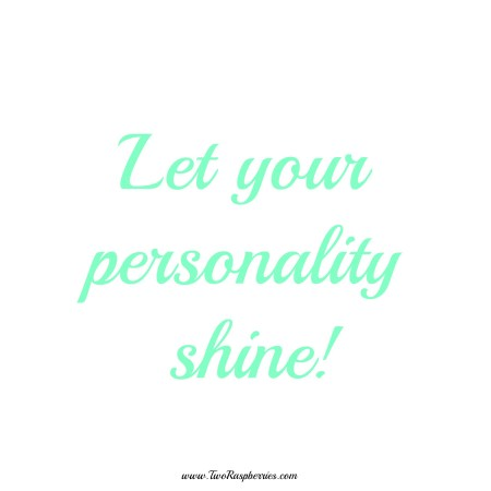 Let your personality shine inspo PLUS Pineapple Kiwi Nicecream