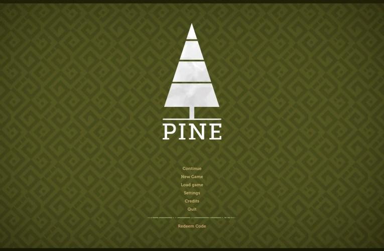 This week's free game!- Pine