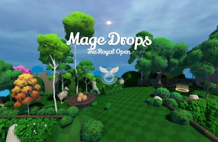 T Reviews- Mage Drops