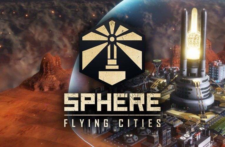 T's first look- Sphere Flying Cities