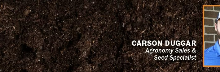 The Fertilizer of Our Forefathers by Carson Duggar, Agronomy Sales & Seed Specialist