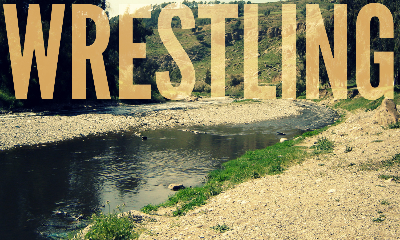 Genesis 32 28 Wrestling