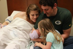 Two Rivers Childbirth Community Birth Stories Project: Henry's Story 1