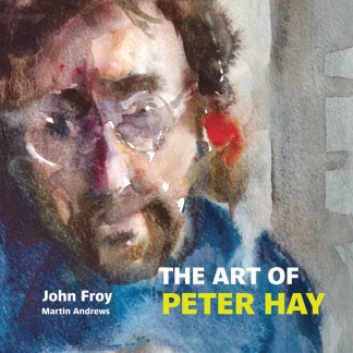 The Art of Peter Hay book cover