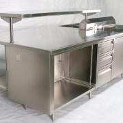 foodservice & restaurant cabinet