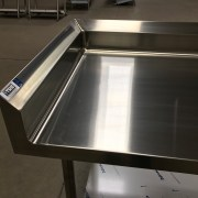 Stainless Steal Work Table 1