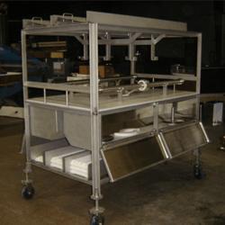 mobile work cart