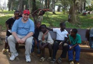 Pastor Robb went to Liberia in 2011, and worked with kids at the Ganta Mission Station.