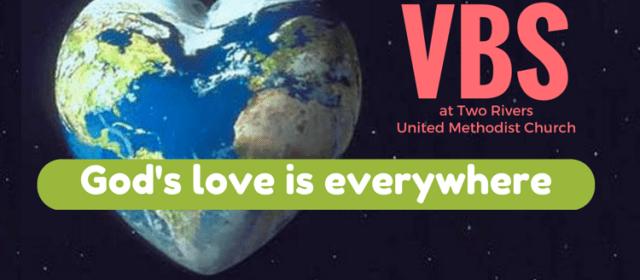 VBS June 15-17, 6-8 p.m.