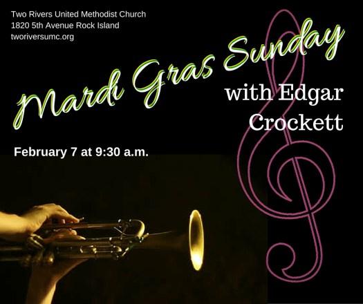 Mardi Gras Sunday FB