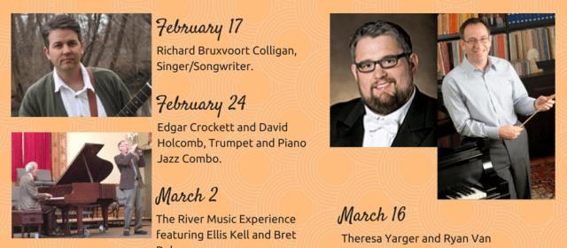 Lenten Concert Series