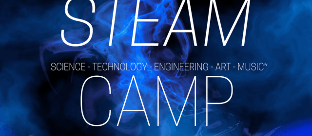 STEAM Camp July 24-27