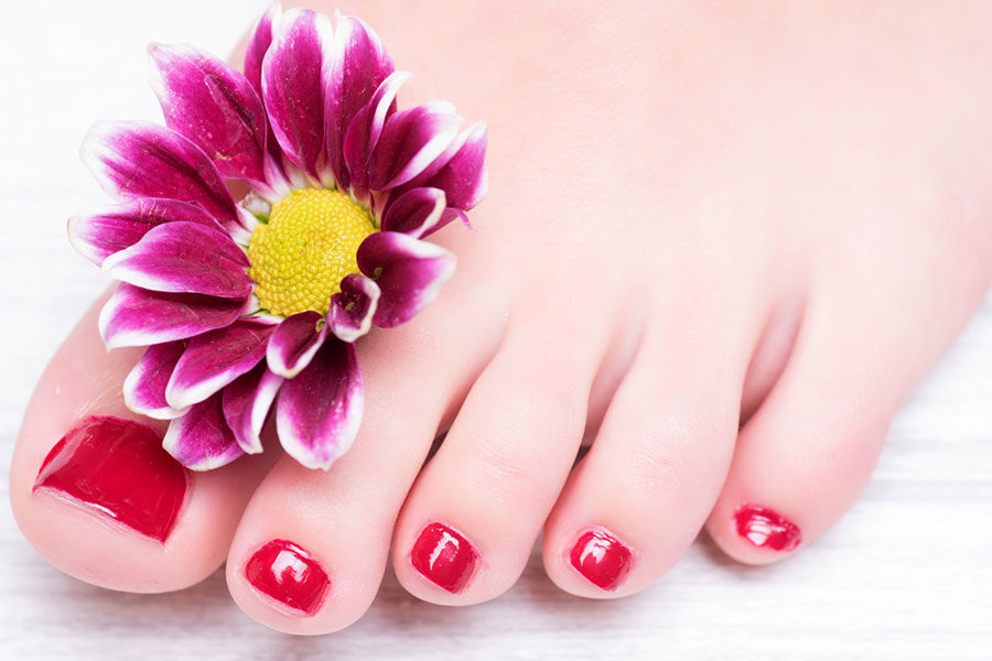 Accredited Pedicure Course