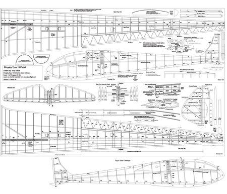 The Aerosente Glider Workshop: 1:3 Scale Slingsby Type 13