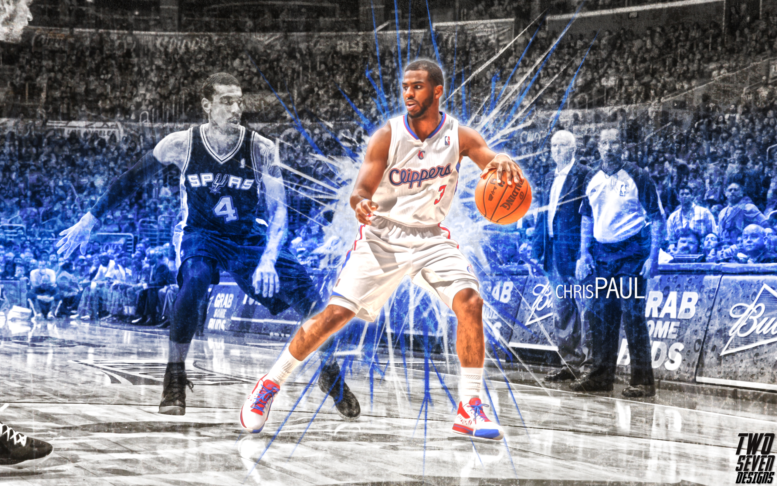 2014 NBA Wallpapers Two Seven Designs