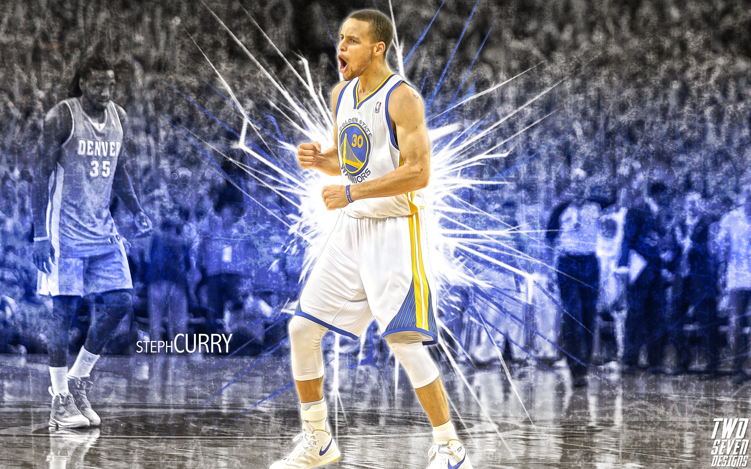 Stephen Curry Wallpaper Hd 2014 Nba Wallpapers Two Seven Designs