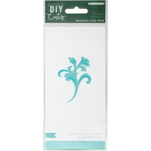 Kaiser Craft Decorative Dies - DIY Cuts PROVINCIAL FLOURISH