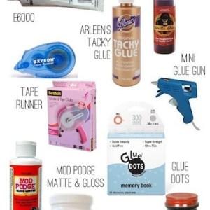 Adhesive & Glues