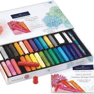 Gelatos & Crayons