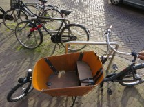Bakfiets- Complete with Child Safety Straps
