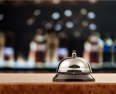 Keep Hotel Partners Informed