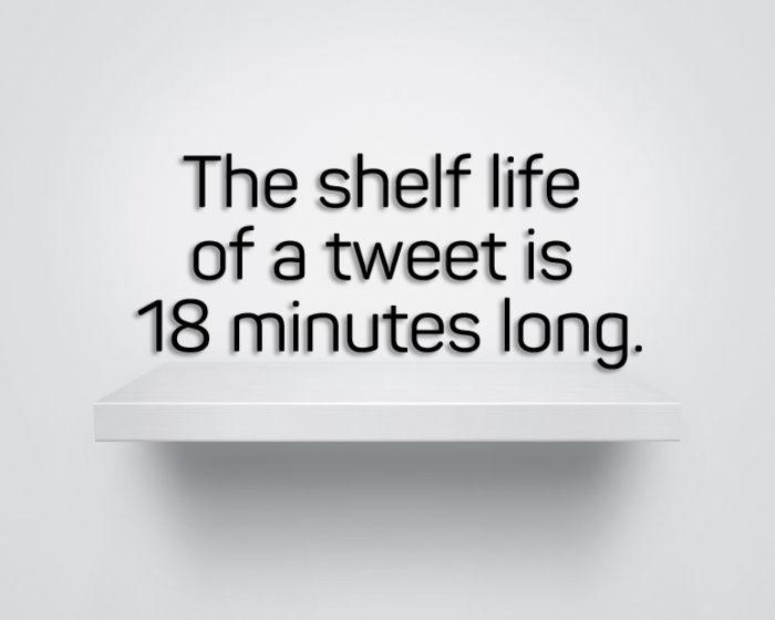 Twitter - Shelf Life