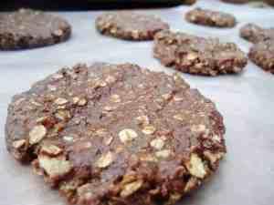 no bake chocolate peanut butter