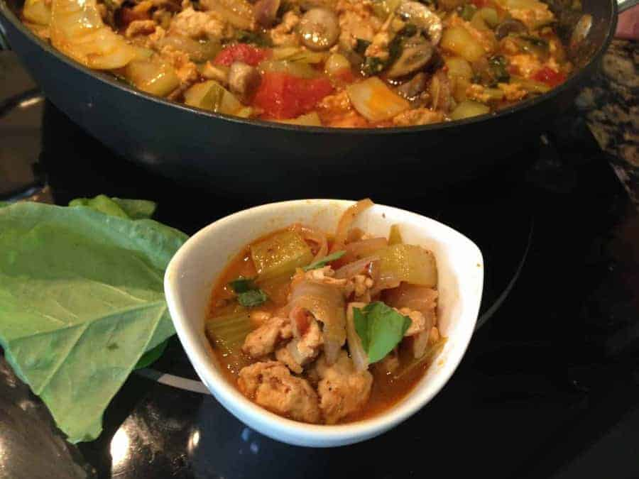 Twosleevers Panang Curry