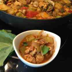 2014 08 30 11.40.241 - Panang Curry with Chicken & Vegetables chicken-recipes, recipes  - https://twosleevers.com