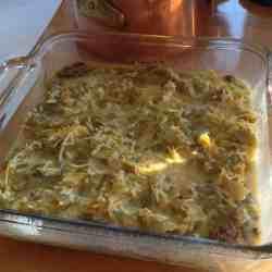 Taco Chile Relleno Casserole