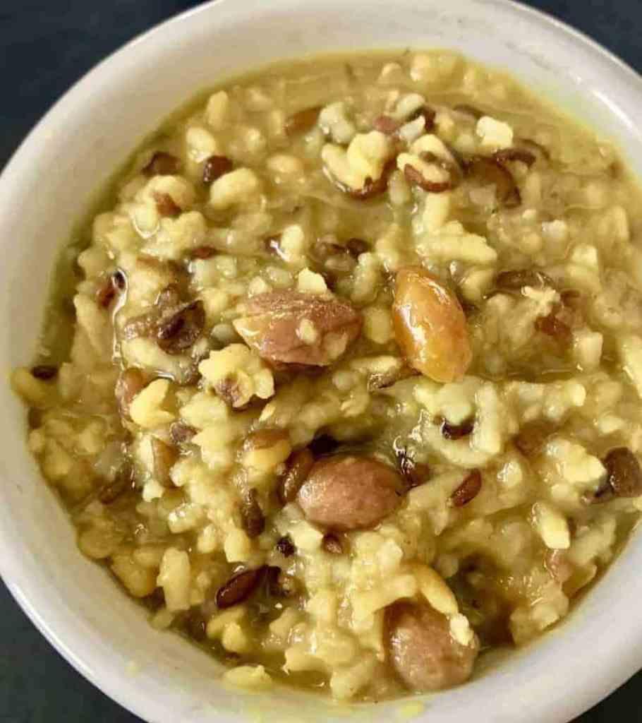 FullSizeRender 53 910x1024 - Khichadi Rice and Lentils - https://twosleevers.com