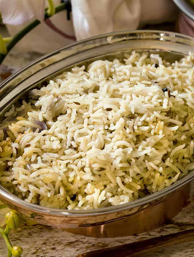 Basmati Rice Pilau