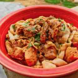Instant Pot Low Carb One Step Dan Dan Style Chicken