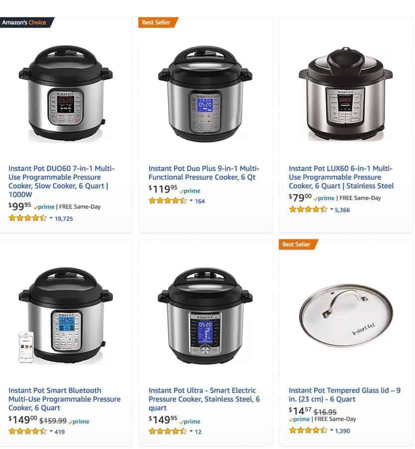 Instant Pot Must Have Accessories – Two Sleevers