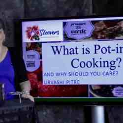How to do Pot in pot cooking