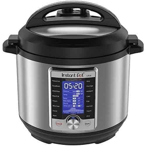 Instant Pot Ultra 6 Qt 10-in-1 Multi-