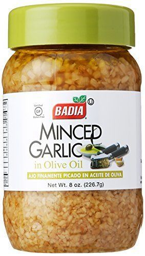 Badia Minced Garlic, 8 oz