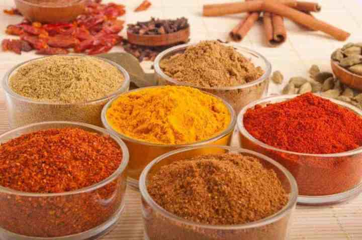 I call Ras al Hanout the Moroccan version of Indian Garam Masala--a ubiquitous spice blend that can be used on meats and vegetables to grill, braise, stew, or air fry.